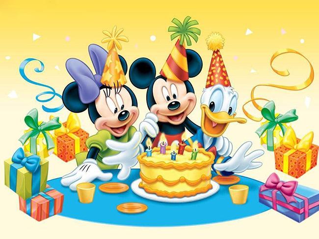 Disney-Mickey