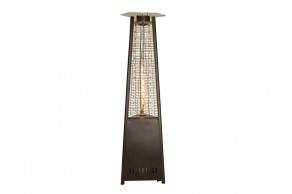 NES Reliable Bronze Commercial Patio Heater