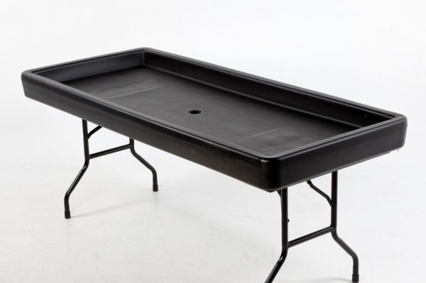 Fill n Chill Party Table - Black