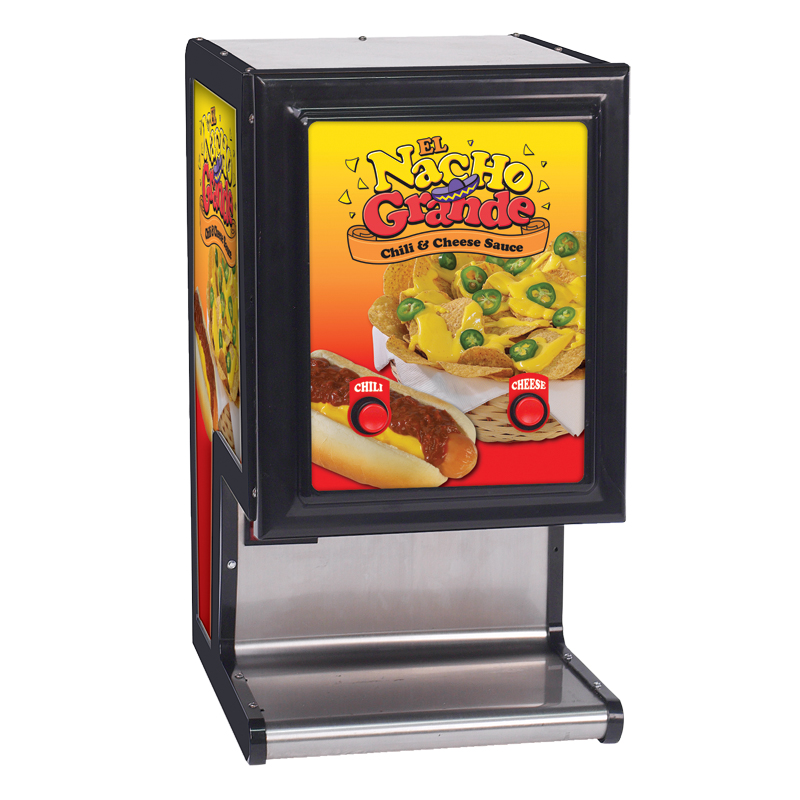 Nacho Cheese Sauce Dispenser