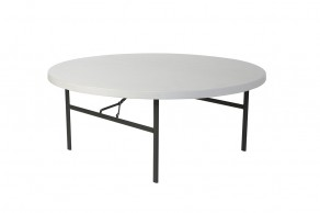round-white-table