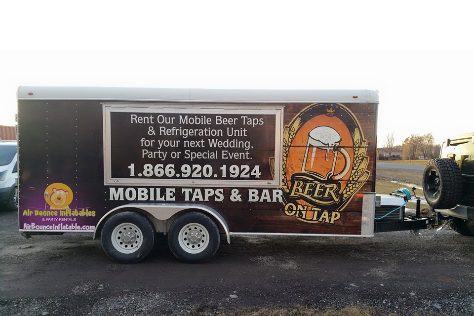 Food Truck Ontario For Sale