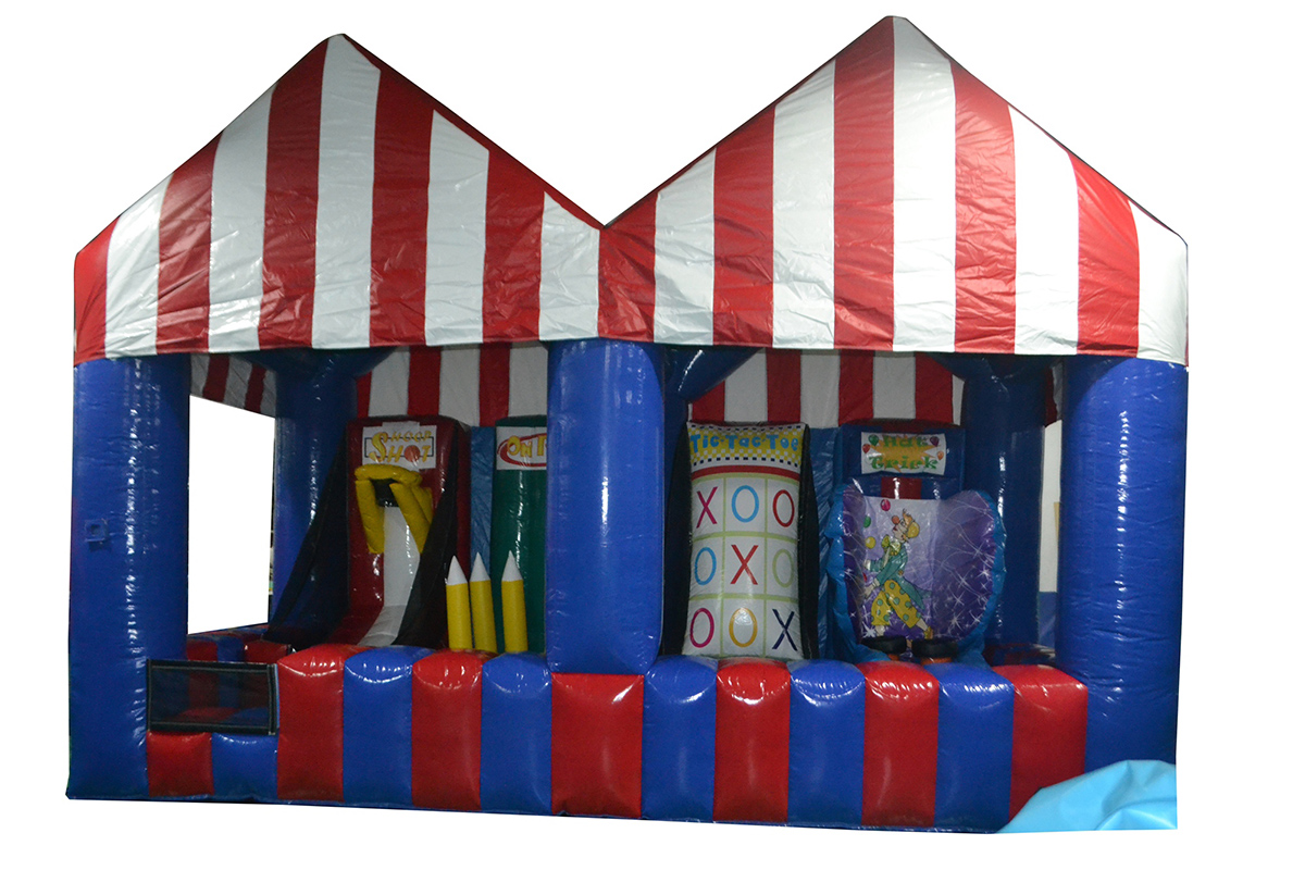 Carnival Midway Air Bounce Inflatables Amp Party Rentals