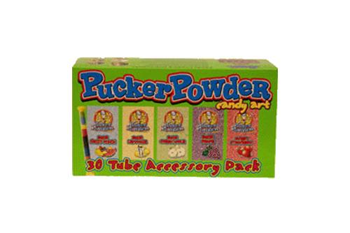 pucker-powder