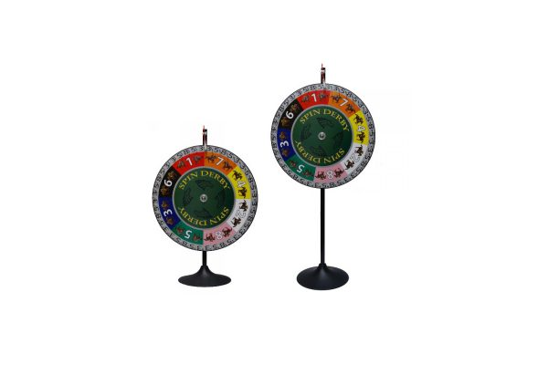 spin derby prize wheel