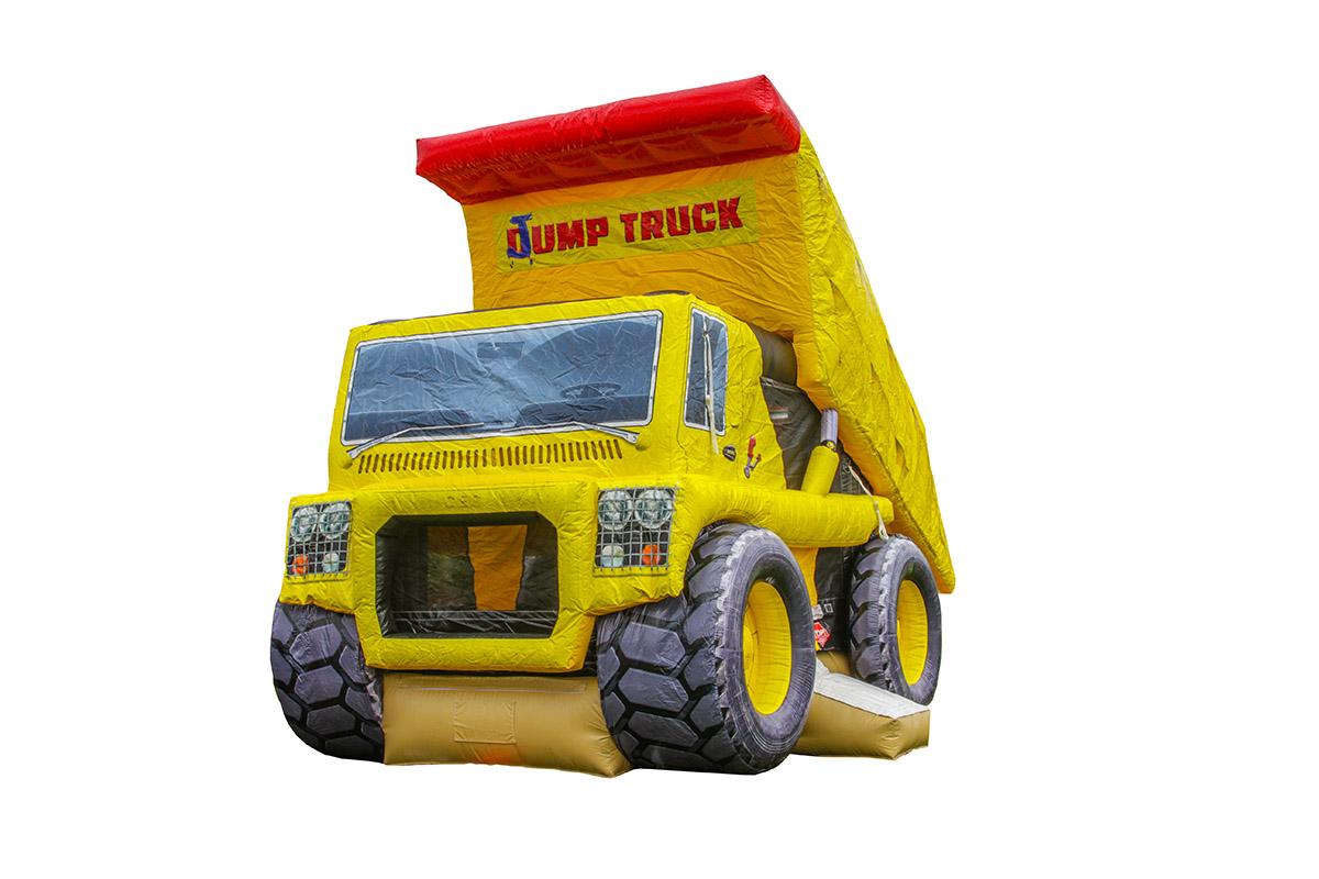 Jump Truck Air Bounce Inflatables Amp Party Rentals In Hamilton Burlington Niagara