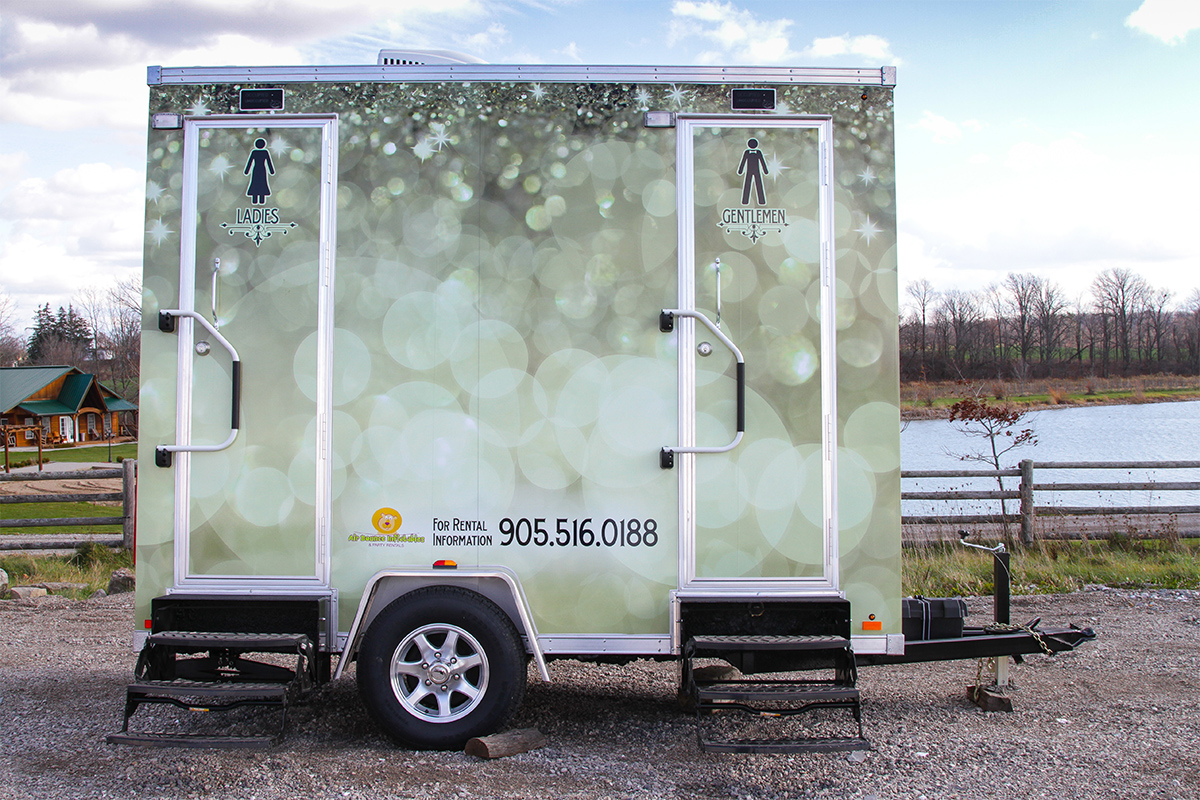 Portable Washrooms