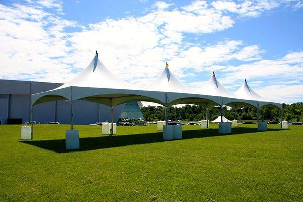 20' x 80' Tent