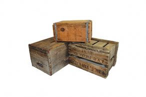 Wooden Crates