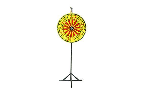 Crown & Anchor Wheel/Mat