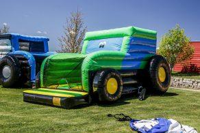 green-truck
