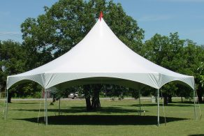 30' x 40' Tent - Hexagon