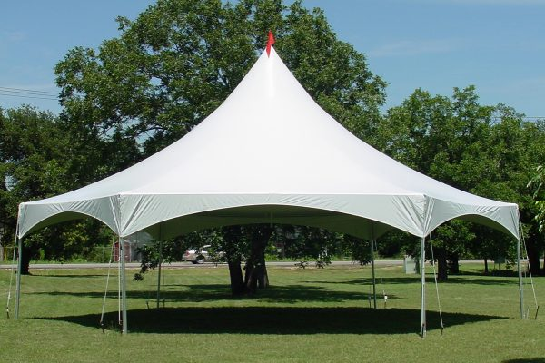 30' x 40' Tent - Hexagon