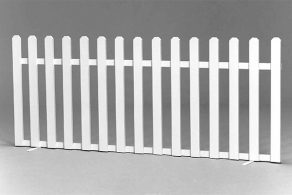 Picket Fence (per ft)