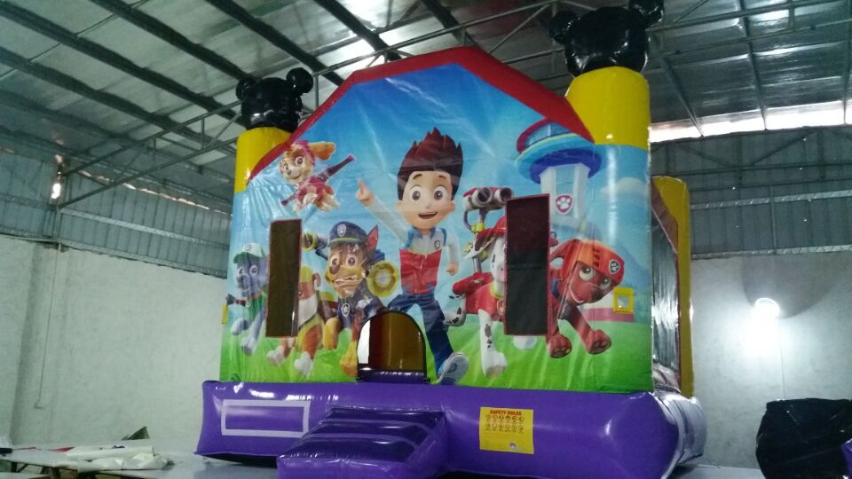 Paw Patrol Bouncer Air Bounce Inflatables Amp Party