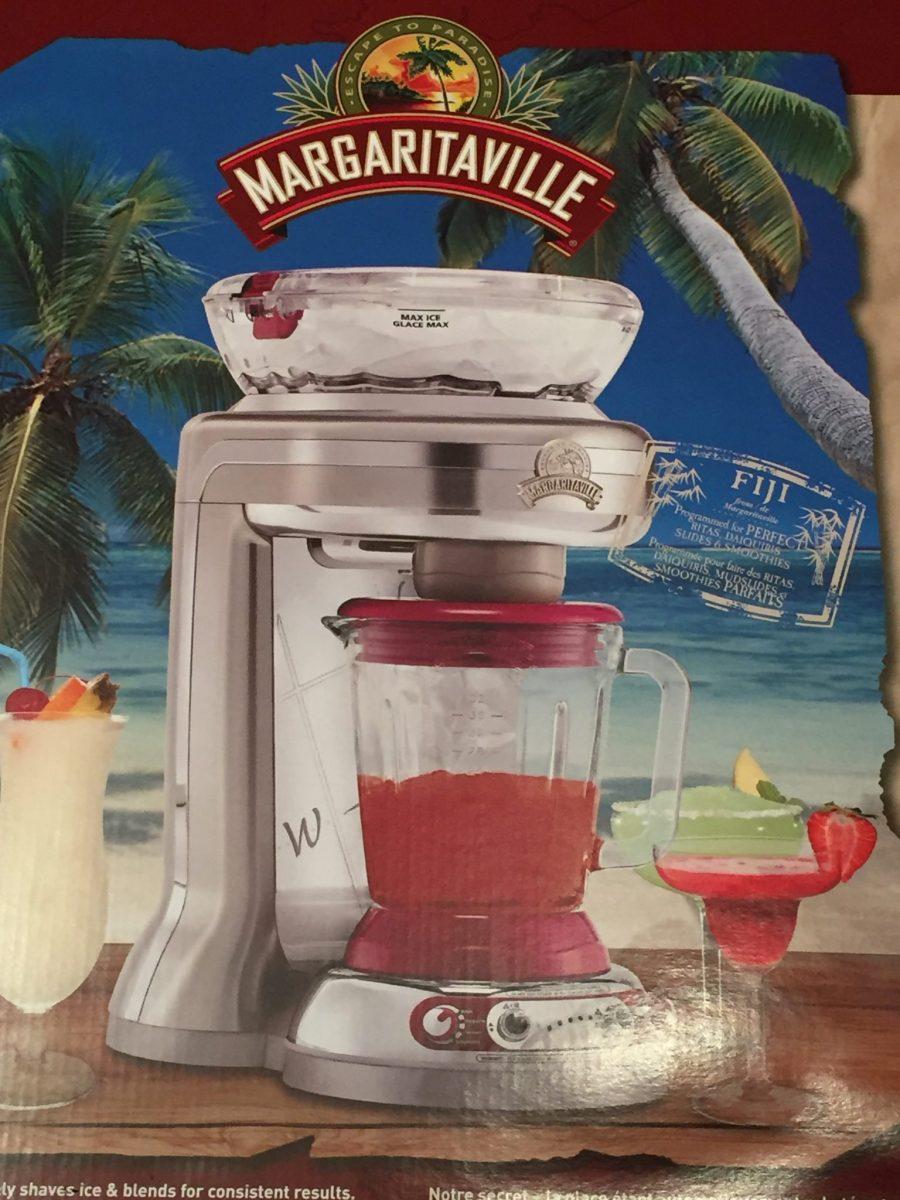margarita machine supplies