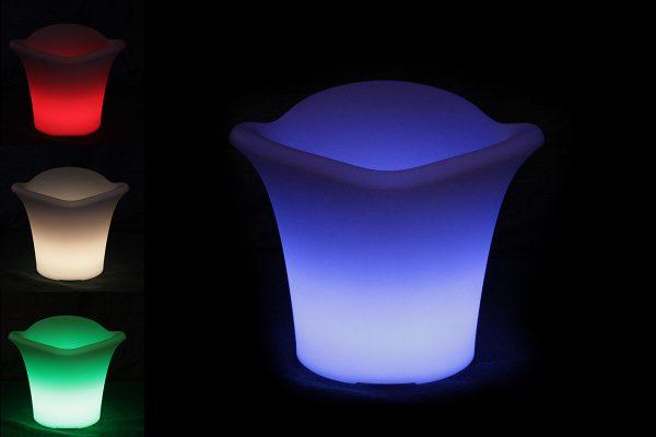 led-ice-bucket